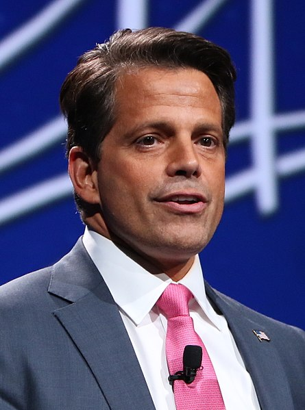 Anthony Scaramucci;