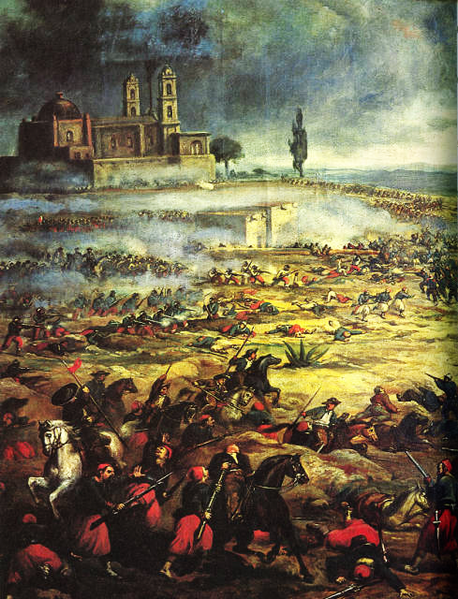 Battle of Puebla;