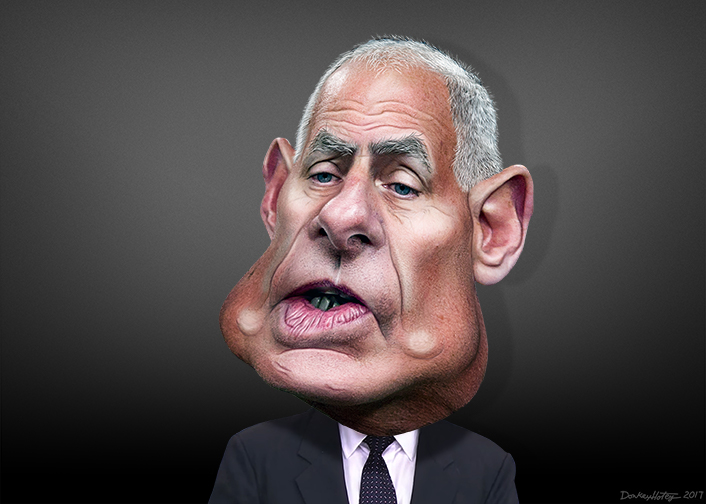 Chief of Staff John Kelly;