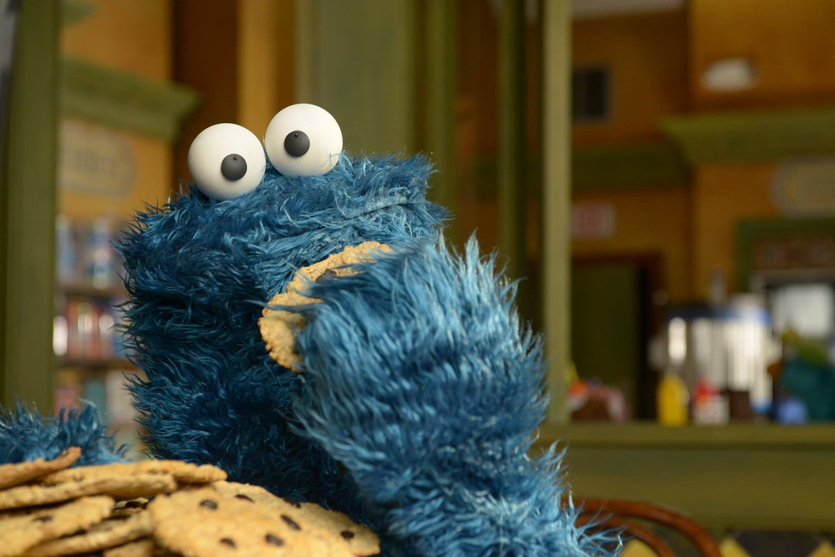 Cookie Monster;