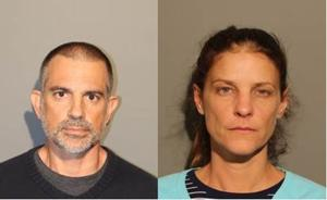 The Jail Photos of the Two Suspects, Fotis Dulos and Michelle Troconis, in the Disappearance of Jennifer Dulos;