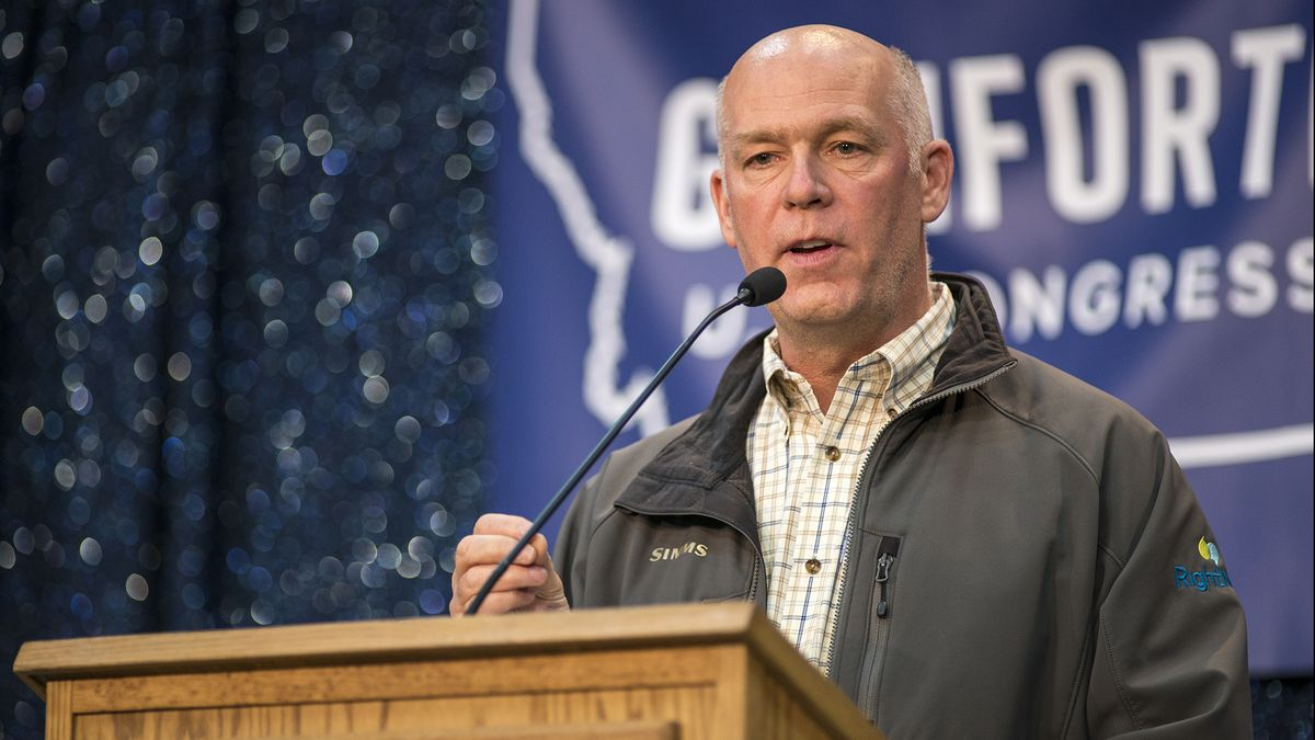 Greg Gianforte;