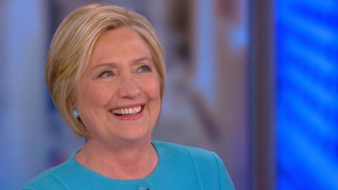 Hillary Clinton Anderson Cooper Interview;