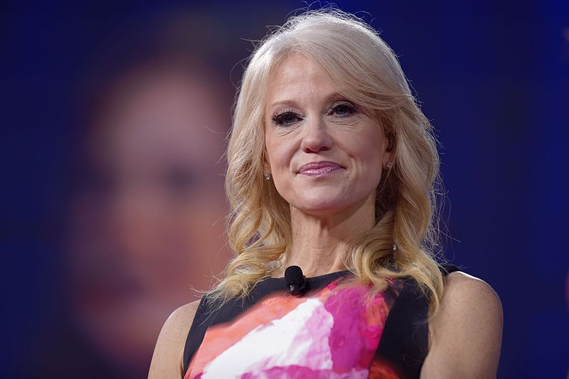 White House Counselor Kellyanne Conway;