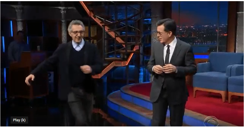 The Late Show with Stephen Colbert John Turturro ;