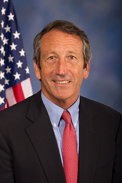 Congressman Mark Sanford;