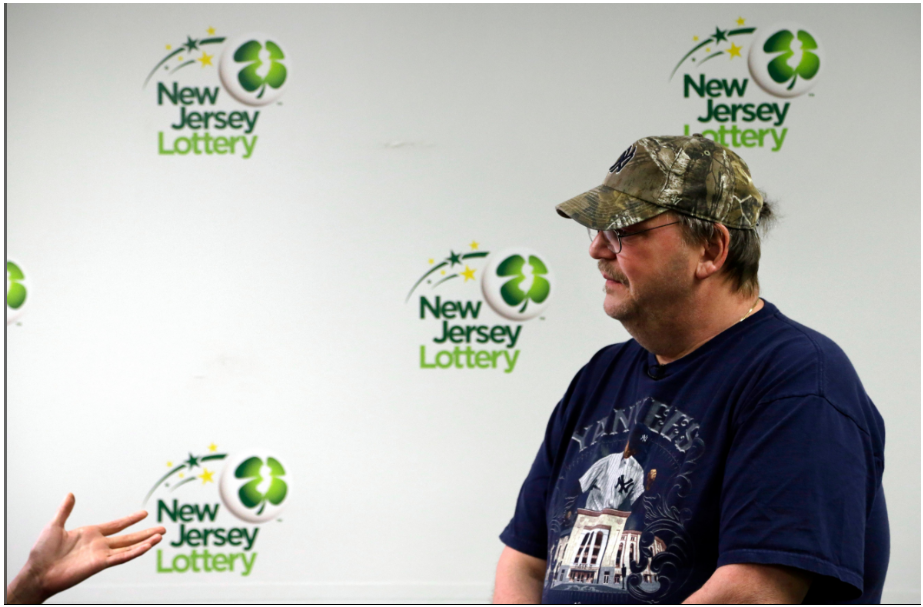 Mega Millions Lottery Winner Mike Weirsky;