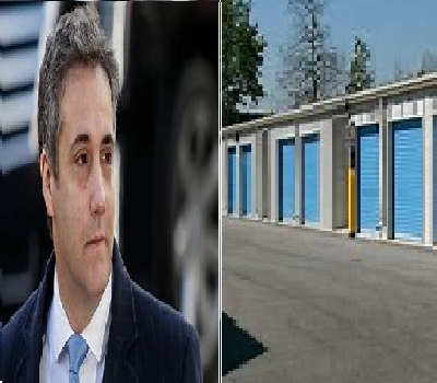 Michael Cohen Storage Facility;