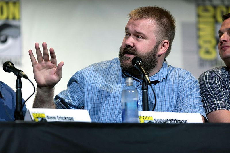The Walking Dead Creator Robert Kirkman;