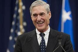Russian Investigation Special Counsel Robert Mueller Smiling from one ear to the other;