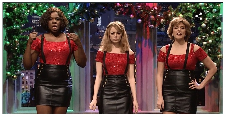 SNL The Cleaning Crew Sketch;