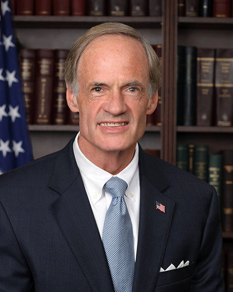Senator Tom Carper;